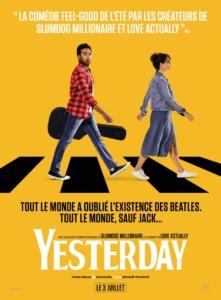 Cinéma : Yesterday @ Cinéma de Matour