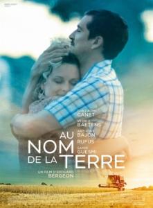 Cinéma : Au nom de la terre @ Cinéma de Matour