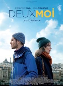 Cinéma : Deux moi @ Cinéma de Matour