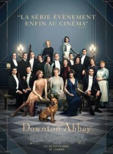 Cinéma : Downton Abbey @ Cinéma de Matour