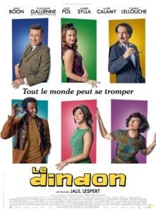 Cinéma : Le Dindon @ Cinéma de Matour