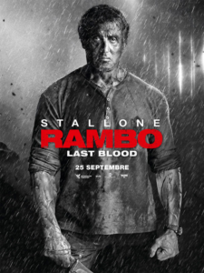 Cinéma  Rambo : Last Blood @ Cinéma de Matour