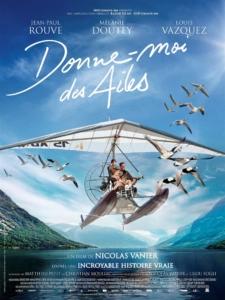 Cinéma : Donne-moi des ailes @ Cinéma de Matour