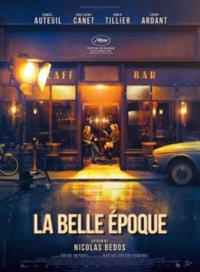 Cinéma : La Belle époque @ Cinéma de Matour
