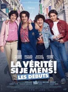 Cinéma : La Vérité si je mens ! Les débuts @ Cinéma de Matour