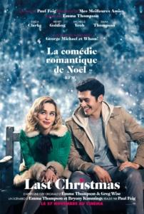 Cinéma : Last Christmas @ Cinéma de Matour