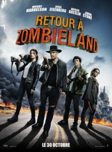 Cinéma : Retour à Zombieland @ Cinéma de Matour
