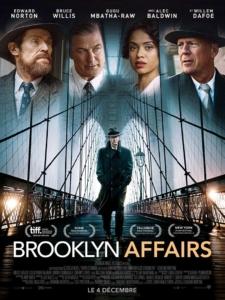 Cinéma : Brooklyn Affairs @ Cinéma de Matour