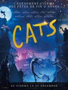 Cinéma : Cats @ Cinéma de Matour
