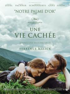Cinéma : Une vie cachée @ Cinéma de Matour