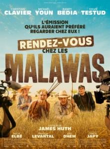 Cinéma : Rendez-vous chez les Malawas @ Cinéma de Matour