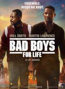 Cinéma : Bad Boys For Life