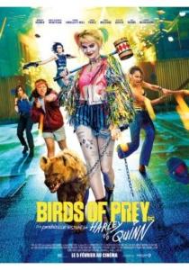 Cinéma : Birds of Prey et la fantabuleuse histoire de Harley Quinn @ Cinéma de Matour