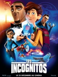 Cinéma : Les Incognitos @ Cinéma de Matour