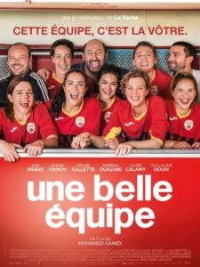 Cinéma : Une belle équipe @ Cinéma de Matour