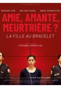 Cinéma : La Fille au bracelet @ Cinéma de Matour