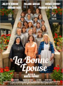 Cinéma : La Bonne épouse @ Cinéma de Matour