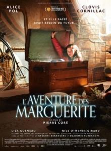Cinéma : L'Aventure des Marguerite @ Cinéma de Matour
