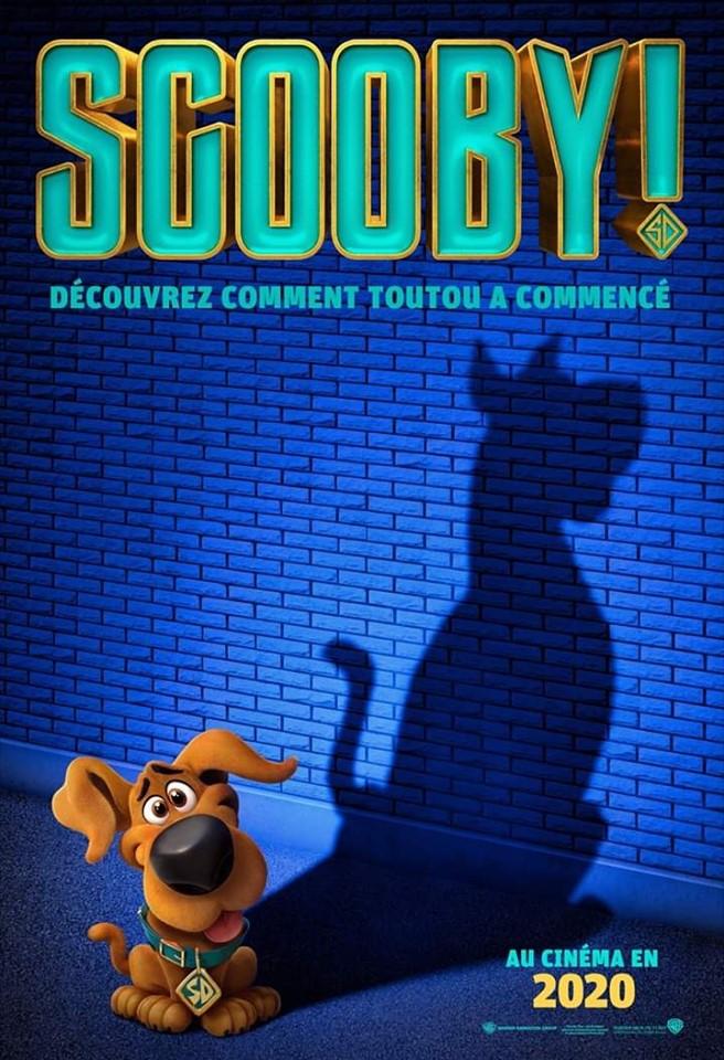 Cinéma : Scooby ! - Matour