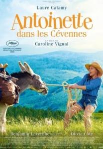 Cinéma : Antoinette dans les Cévennes @ Cinéma de Matour