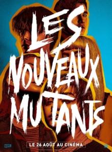 Cinéma : Les Nouveaux Mutants @ Cinéma de Matour