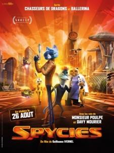 Cinéma : Spycies @ Cinéma de Matour