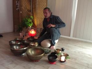 Stage Bols Tibétains et voix @ Maison des Patrimoines