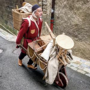 Jeux du Moyen-Âge pour petits et grands @ Maison des Patrimoines