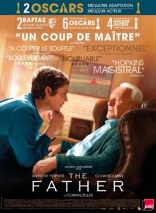 Cinéma : The Father @ Cinéma de Matour