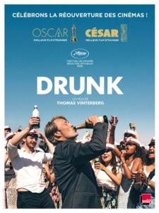 Cinéma : Drunk @ Cinéma de Matour