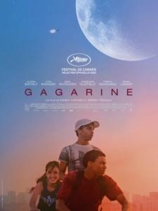 Cinéma : Gagarine @ Cinéma de Matour