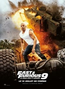 Cinéma : Fast & Furious 9 @ Cinéma de Matour