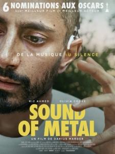 Cinéma : Sound of Metal @ Cinéma de Matour