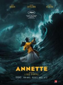 Cinéma : Annette en VO @ Cinéma de Matour