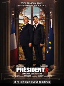 Cinéma : Présidents @ Cinéma de Matour